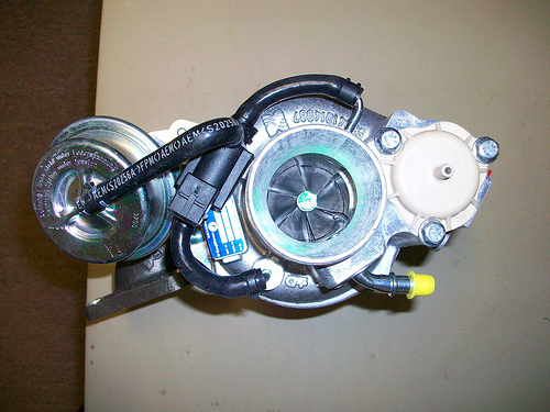 RPM-K04 UPGRADED TURBOCHARGER